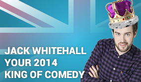 Jack Whitehall - 2014 King of Comedy